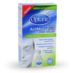 Optone ActiMist - Yeux fatigués + inconfort