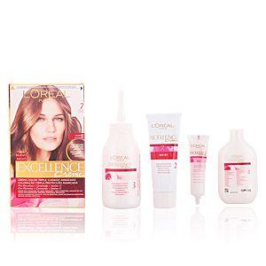 L'Oréal Excellence 7 Blond - Crème colorante triple protection