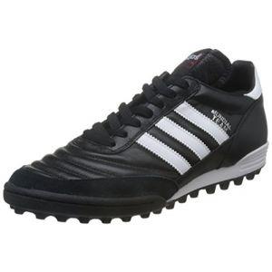 Adidas Mundial Team, Chaussures de Football garçon, Noir (Negro/Runbla/Rojo 000), 36 2/3 EU