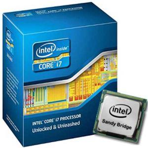 Intel Core i7-2700K (3,5 GHz) - Socket LGA1155
