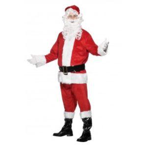 Déguisement père Noël homme (taille M)