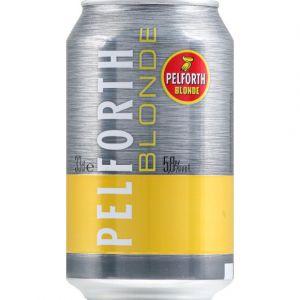 Pelforth Bière blonde, 5,8% vol. - La boîte de 33cl