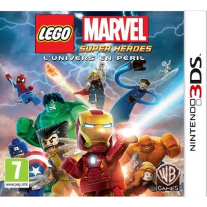 LEGO Marvel Super Heroes [3DS]