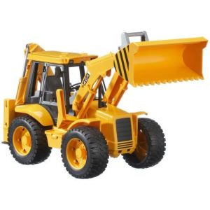 Bruder Toys 2428 - Tractopelle JCB 4 CX