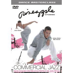 Pineapple Studios Dance Masterclass : Commercial Jazz