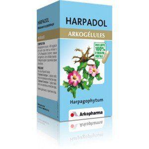 Arkopharma Arkogélules Harpadol - Soulage les articulations douloureuses