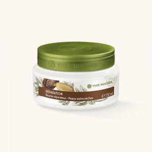 Yves Rocher Réparation - Baume Réparateur Karité Peaux Extra Sèches - Pot 150 ml