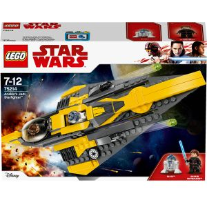 Lego 75214 - Star Wars : Anakin's Jedi Starfighter
