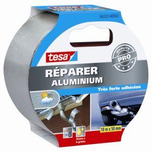 Tesa Adhésif REPARER premium aluminium 10m