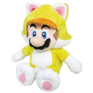 Abysse Corp Peluche Mario chat 25 cm