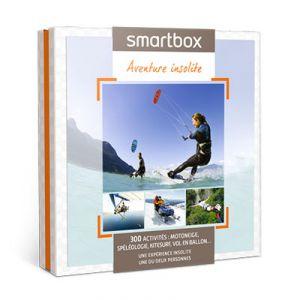 Smartbox Aventure insolite - Coffret cadeau 500 activités pour 1 à 2 personnes