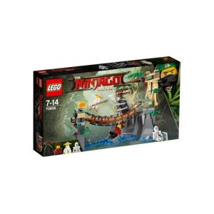Lego 70608 - Ninjago : Le Pont de la jungle