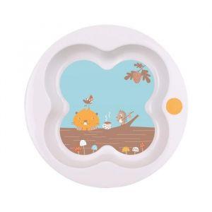 Bébé Confort Assiette d'apprentissage en forme de trèfle