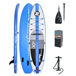 ZRay Paddle gonflable SUP A2 Premium