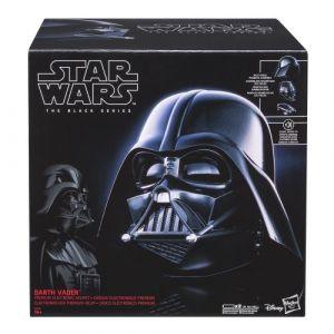 Hasbro Casque électronique Star Wars Black Series Dark Vador