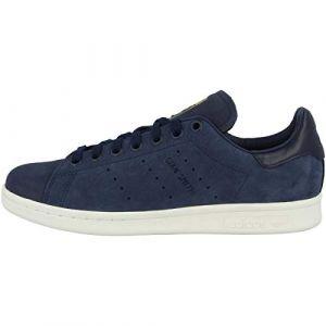 Adidas Stan Smith W, Chaussures de Fitness Femme, Bleu Maruni/Casbla 0, 37 1/3 EU
