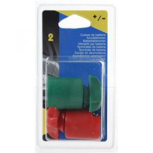 Cartec 2 Cosses Batterie Type Robinet (+/-)