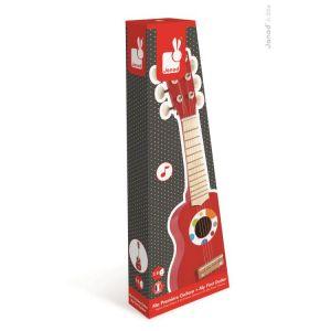 Janod Ma première guitare Confetti