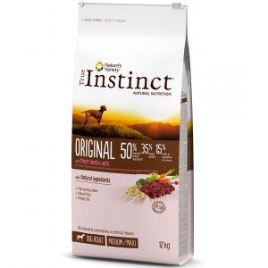 True instinct Original Medium Maxi Adult Lamb - Sac 2 kg