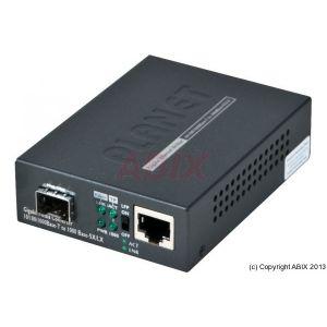 Planet GT-805A convertisseur fibre 10/100/1000 sfp slot et LFP