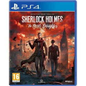 Sherlock Holmes the Devil's Daughter [PS4]