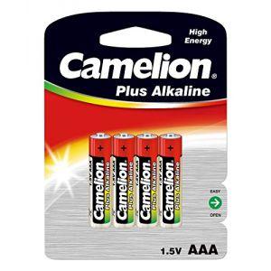 Camelion 4 piles Alcaline LR03 Micro AAA