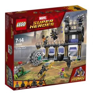 Lego Marvel Super Heroes 76103 - L'attaque de Corvus Glaive