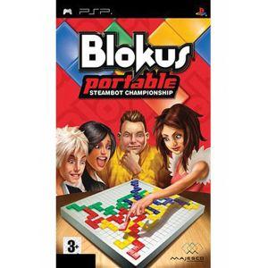 Blokus Portable - Steambot Championship [PSP]