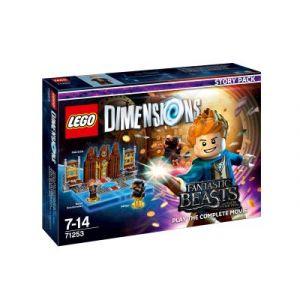Warner Lego Dimensions - Pack Histoire - Les Animaux Fantastiques