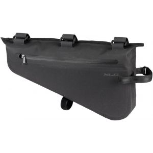 XLC BA-W32 Frame Bag waterproof, black Sacoches de cadre