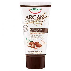 Equilibra Argan Crema Viso Nutriente - 75 ml