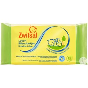 Zwitsal Lingettes lotion