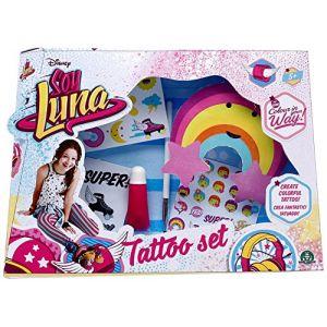 Giochi Preziosi Set de tatouage Soy Luna