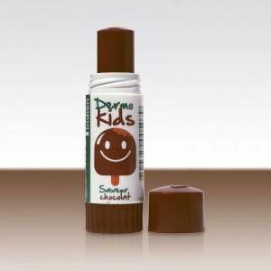 Dermokids Chocolat - Stick lèvres