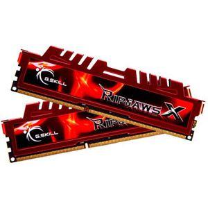 G.Skill F3-2133C11D-16GXL - Barrette mémoire RipJaws X Series 16 Go (2 x 8 Go) DDR3 2133 MHz CL11