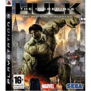 The Incredible Hulk [PS3]