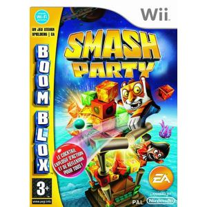Boom Blox Smash Party [Wii]