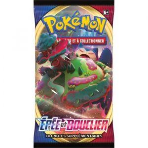 Asmodée Pokémon Epée & Bouclier Série 1 - Booster