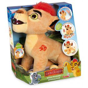 Image de Simba Toys Peluche Kion interactive 30 cm La Garde du Roi Lion