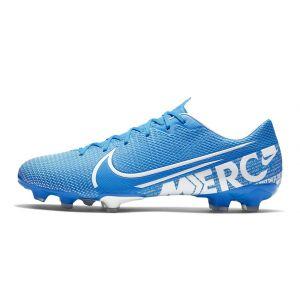 Nike Chaussure de football multi-surfacesà crampons Mercurial Vapor 13 Academy MG - Bleu - Taille 40.5 - Unisex