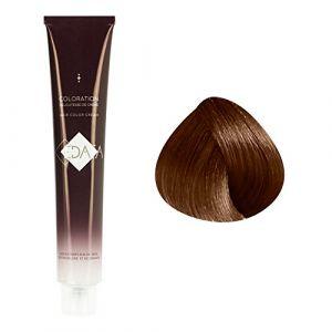 Edaïa Coloration permanente 8/73 : Blond clair marron doré, Crème 100ml