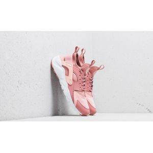 Nike Air Huarache Run Ultra SE (GS) Rust Pink/ Storm Pink-White