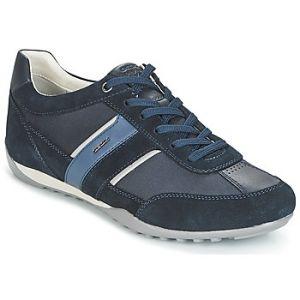 Geox Baskets basses U WELLS C bleu - Taille 39,42,43,44