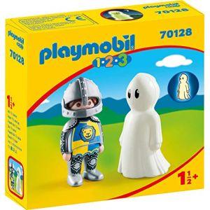 Playmobil 70128 - Chevalier et fantôme 1.2.3
