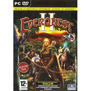 Everquest II l'intégrale : Le jeu + l'extension Echoes of Fayder [PC]