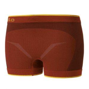 Odlo Vêtements intérieurs Panty Evolution Light Greentec - Molten Lava / Black - Taille XL