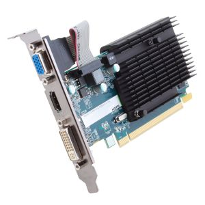 Sapphire Technology 11166-32-20G - Carte graphique Radeon HD 5450 1 Go DDR3 PCI-E 2.0