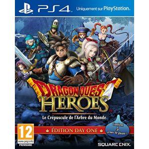 Dragon Quest Heroes : Le Crépuscule de l'Arbre du Monde [PS4]