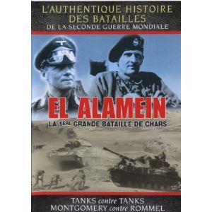El Alamein, la 1ère grande guerre de chars