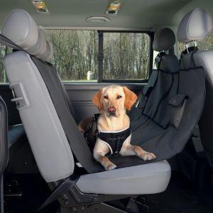 Trixie 13233 - Housse de protection zippée pour sièges arrières